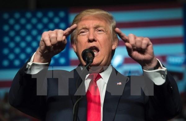 Bao My: Quan chuc Nga an mung chien thang cua ong Donald Trump hinh anh 1