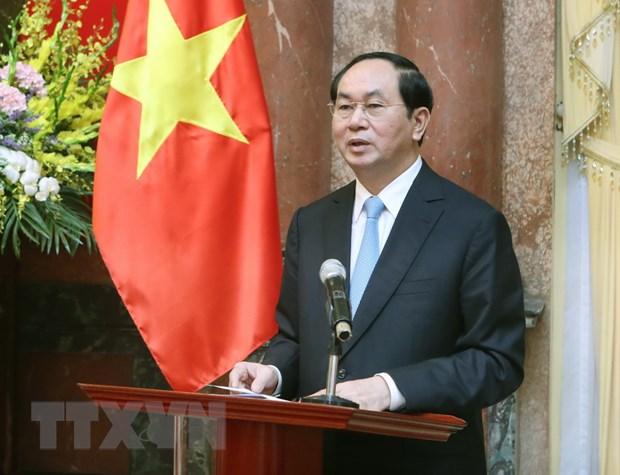 Chu tich nuoc: No luc xay dung thuong hieu