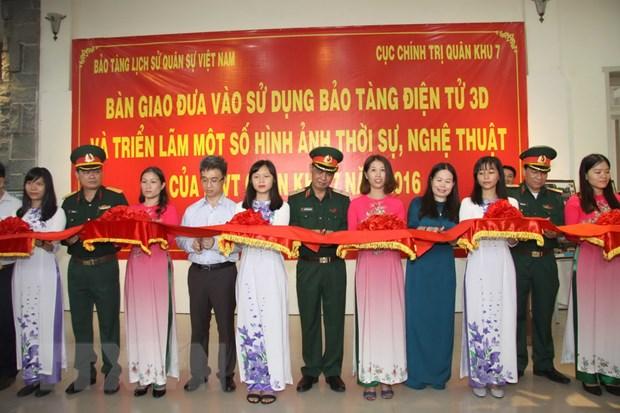 Ba Ria-Vung Tau: Khanh thanh Bao tang dien tu 3D tai Con Dao hinh anh 1