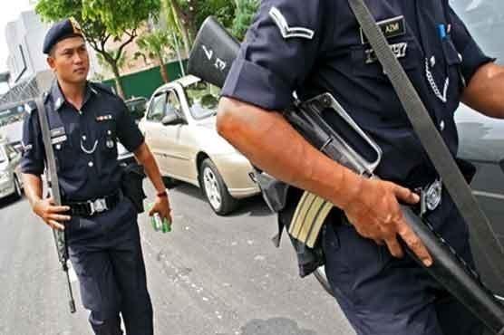 Malaysia bat nghi pham am muu danh bom tai thu do Kuala Lumpur hinh anh 1