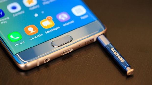 Han Quoc xac nhan loi pin gay chay no o dien thoai Galaxy Note 7 hinh anh 1