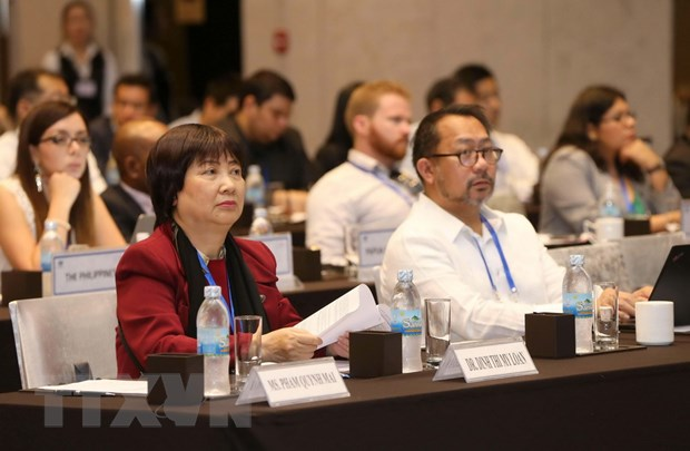 APEC 2017: Tang cuong hop tac trong 3 linh vuc dich vu quan trong hinh anh 1