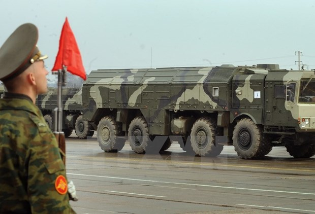 3.000 linh Nga se tap tran ten lua voi hon 200 vu khi hang nang hinh anh 1
