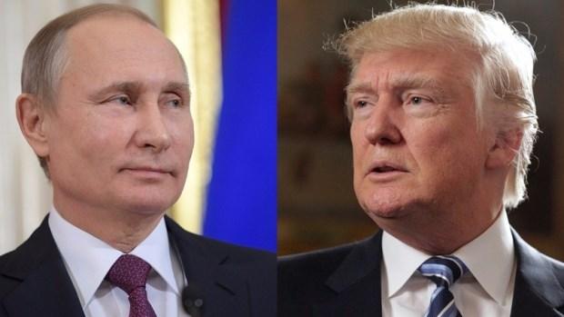 Ong Putin va ong Donald Trump co the gap nhau o Helsinki hinh anh 1