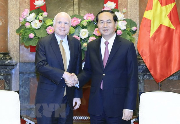 Viet Nam coi Hoa Ky la mot trong nhung doi tac quan trong hinh anh 1