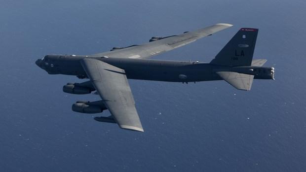 My dieu may bay nem bom B-52 tham gia huan luyen o chau Au hinh anh 1