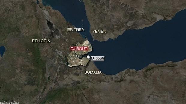 Gia tang cang thang tai bien gioi tranh chap giua Djibouti va Eritrea hinh anh 1