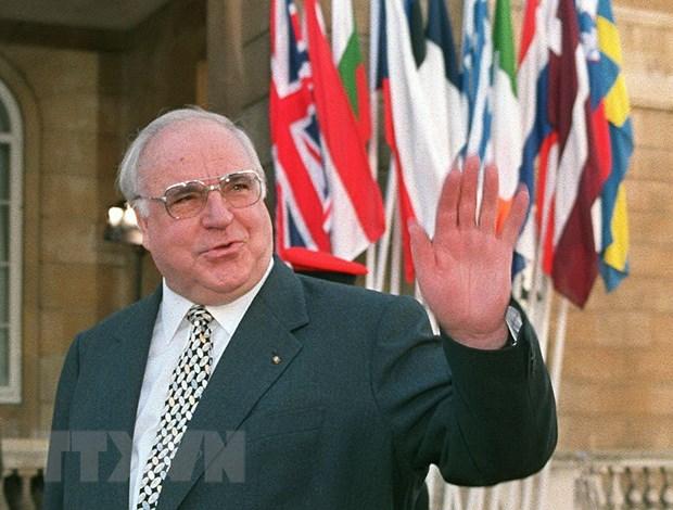 Viet Nam chia buon ve viec cuu Thu tuong Duc Helmut Kohl tu tran hinh anh 1
