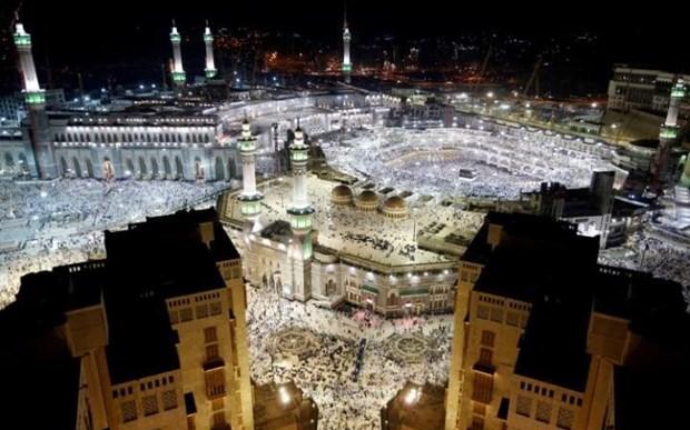 Saudi Arabia pha am muu tan cong Dai Thanh duong o Mecca hinh anh 1