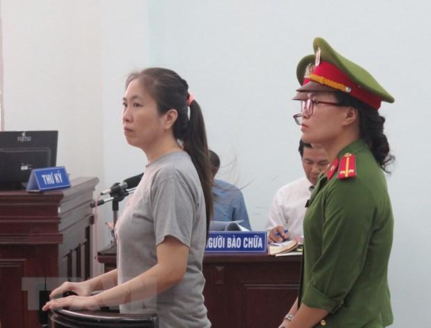 Xet xu Nguyen Ngoc Nhu Quynh dung theo quy dinh cua phap luat hinh anh 1