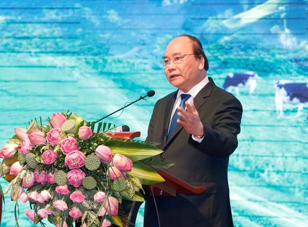 Thu tuong Nguyen Xuan Phuc: Khong