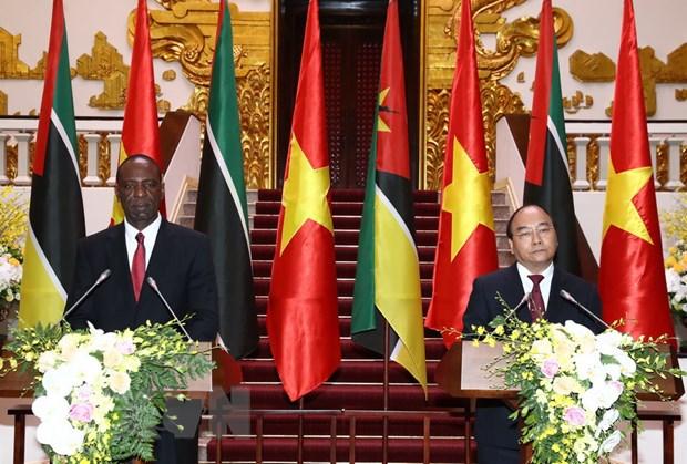 Mozambique keu goi doanh nghiep Viet Nam mo rong hoat dong dau tu hinh anh 1