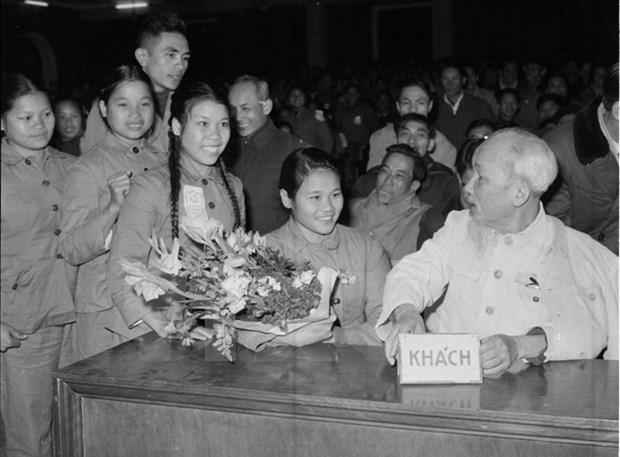 Xay dung chuan muc dao duc dang vien theo phong cach Ho Chi Minh hinh anh 1