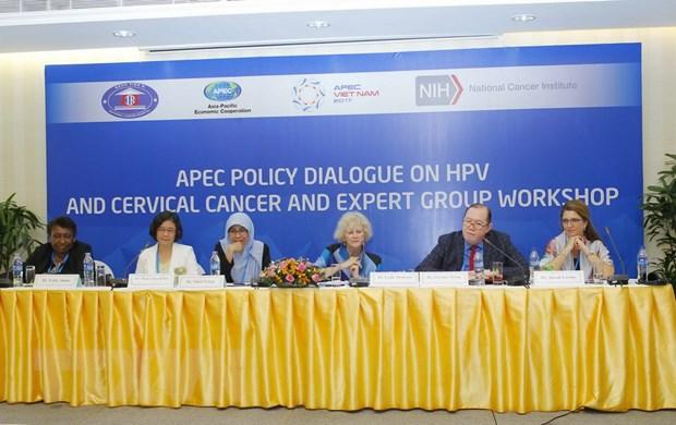 Hoc hoi kinh nghiem trien khai tiem chung HPV tren pham vi quoc gia hinh anh 1