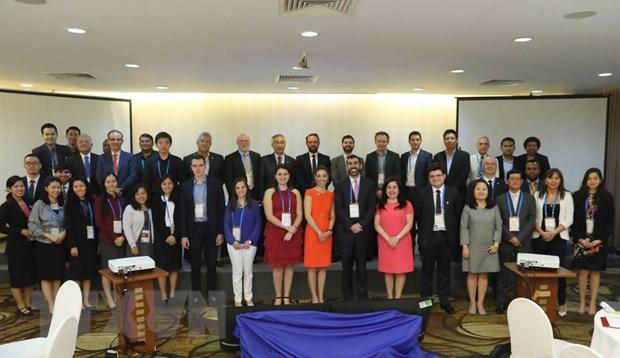 APEC 2017: Ngay lam viec thu chin voi nhieu noi dung quan trong hinh anh 1