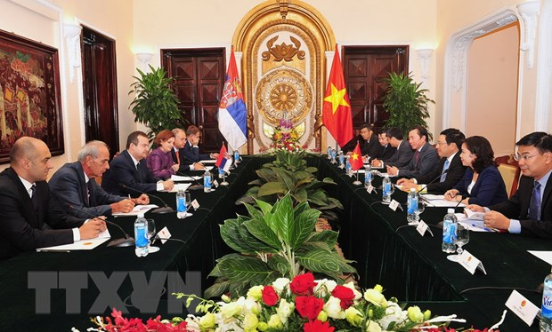 Viet Nam-Serbia trao doi bien phap thuc day quan he song phuong hinh anh 2