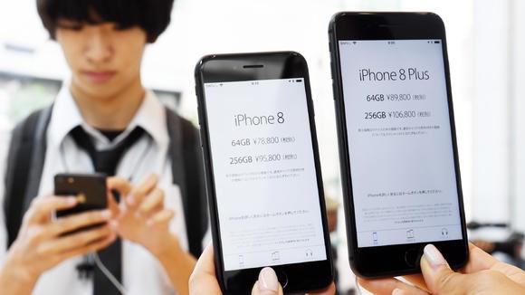 iPhone 8 va iPhone8 Plus