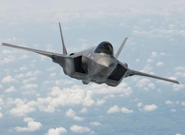 My trien khai may bay chien dau tang hinh F-35 toi Nhat Ban hinh anh 1