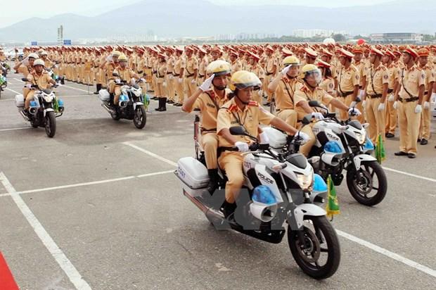 Da Nang: Cac tuyen duong cam do xe trong Tuan le Cap cao APEC hinh anh 1