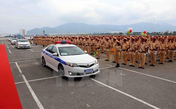 Da Nang: Cac tuyen duong cam do xe trong Tuan le Cap cao APEC hinh anh 2