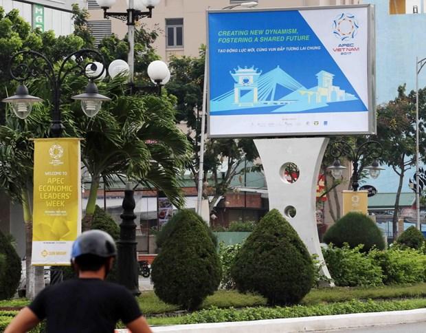 Trang mang cua Anh dua tin dam net ve APEC 2017 tai Viet Nam hinh anh 2
