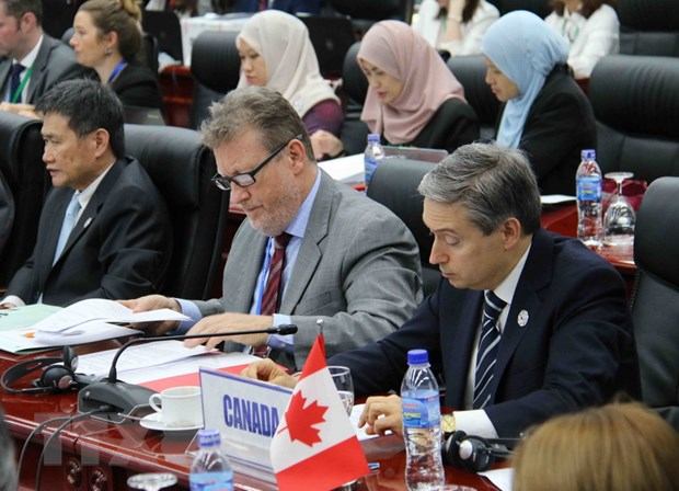 Reuters: Cac nuoc tham gia TPP nhat tri ve