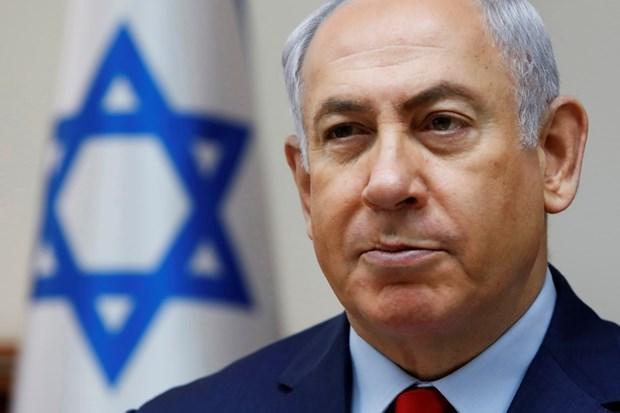 Thu tuong Israel de cao su hop tac tot dep voi cac nuoc Arab hinh anh 1