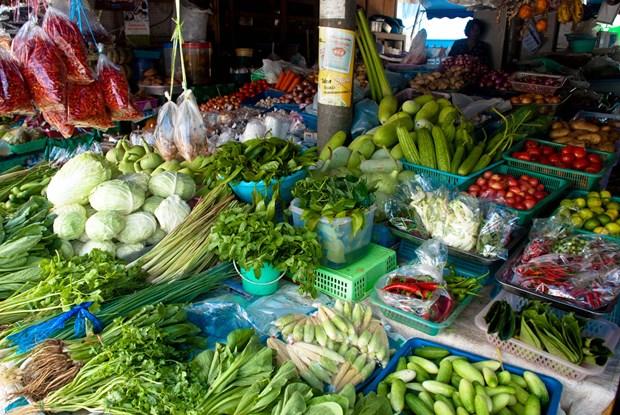 Thai Lan: 64% rau cu qua co du luong thuoc tru sau vuot muc cho phep hinh anh 1