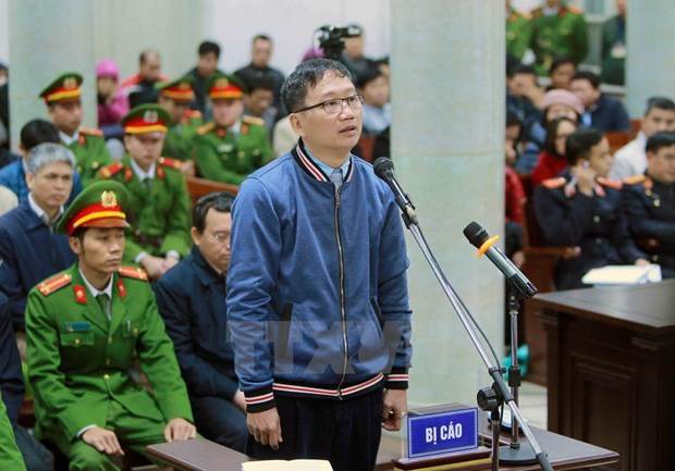 Trinh Xuan Thanh se tiep tuc ra hau toa trong vu tham o tai PVP Land hinh anh 1