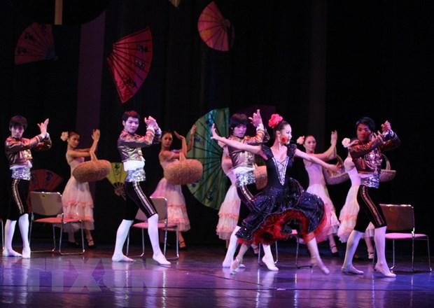 "Gioi thieu dem ballet dac biet ""Carmen"" den khan gia Viet Nam hinh anh 1"