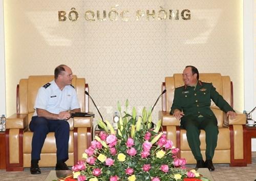 Viet Nam danh gia cao va coi trong vai tro cua Hoa Ky tai khu vuc hinh anh 1