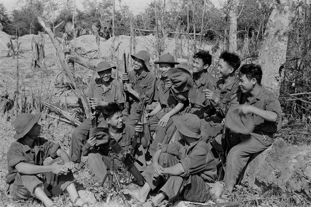 Mat tran Duong 9-Khe Sanh trong cuoc tong tien cong Xuan 1968 hinh anh 2