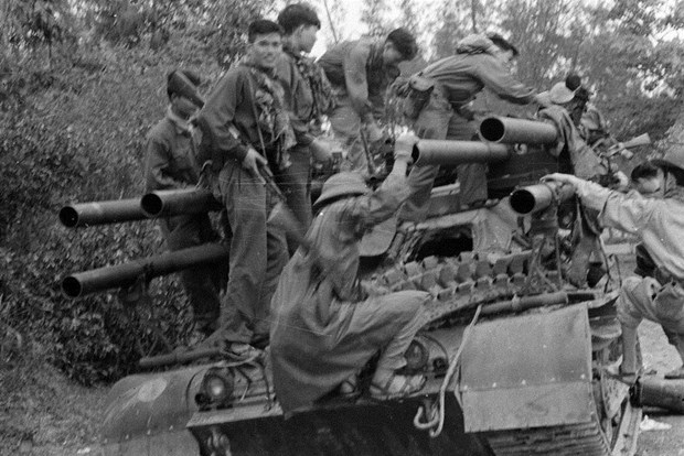 Tong tien cong 1968: Tran danh tieu bieu tren chien truong Vinh-Tra hinh anh 1