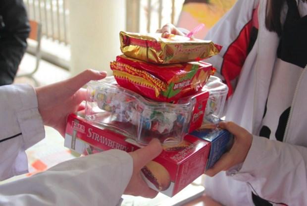 Hanoi Food Rescue quyen gop thuc an du thua cho nguoi ngheo hinh anh 1