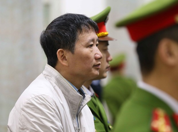 Vu tham o tai san tai PVP Land: Trinh Xuan Thanh khang cao, keu oan hinh anh 1