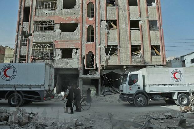 Moskva an dinh cuoc hop 3 ben Nga-Tho Nhi Ky-Iran ve Syria hinh anh 1