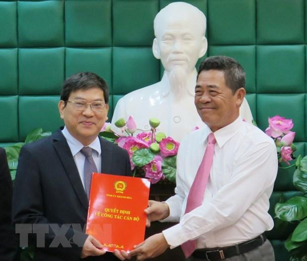 Hoc vien Chinh tri quoc gia Ho Chi Minh co them mot pho giam doc hinh anh 1