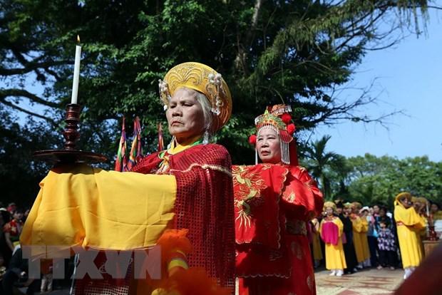 Dien Bien: Le hoi Thanh Ban Phu tuong nho tuong Hoang Cong Chat hinh anh 1