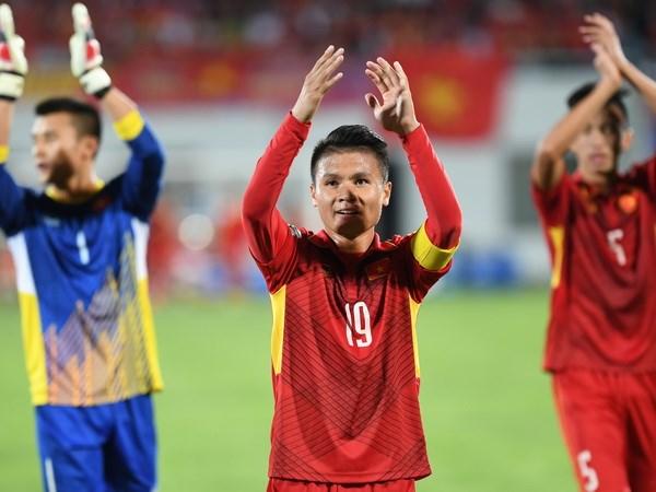 Cau thu U23 Quang Hai lam dai dien cho Giai bong da Cup Quoc gia hinh anh 1