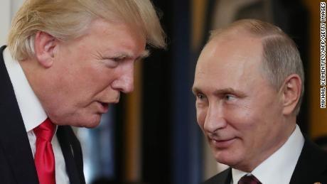 Tong thong Donald Trump moi Tong thong Nga Vladimir Putin tham My hinh anh 1