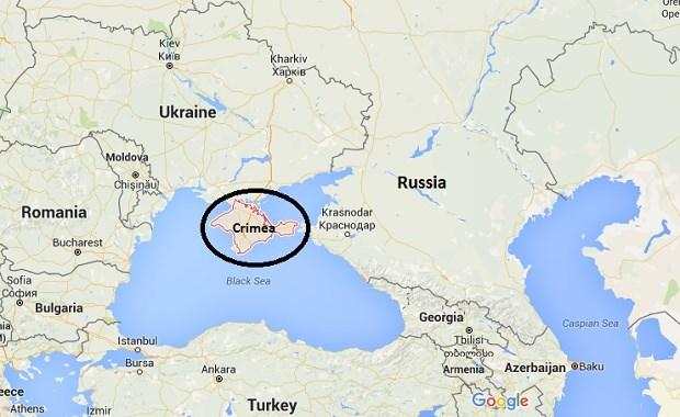 Thu truong Ukraine thua nhan nuoc nay
