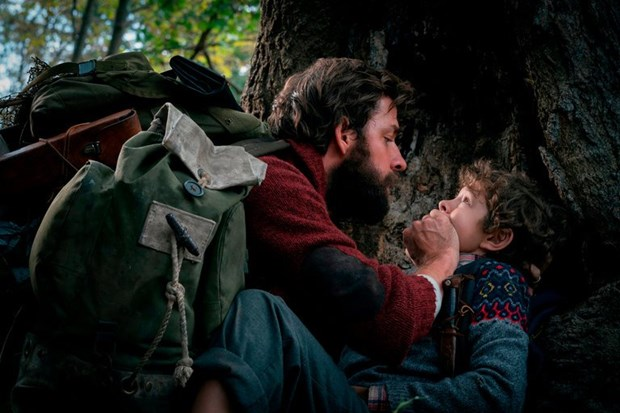 'A Quiet Place' gianh lai ngoi dau Bac My tu tay 'Rampage' hinh anh 1