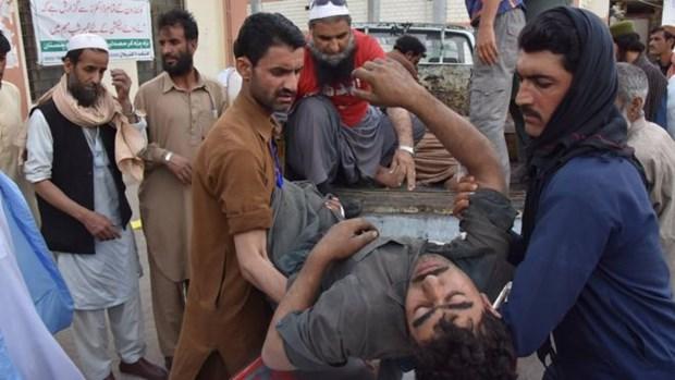 Pakistan: Sap mo than do no khi gas khien 16 nguoi tu vong hinh anh 1