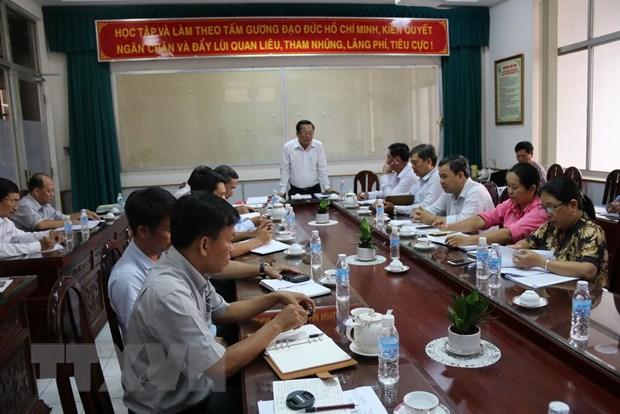 Thanh pho My Tho thong tin ve Du an khu dan cu doc song Tien hinh anh 1