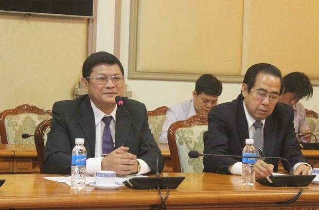 Thanh pho Ho Chi Minh de nghi Nhat giup phat trien cong nghiep ho tro hinh anh 2