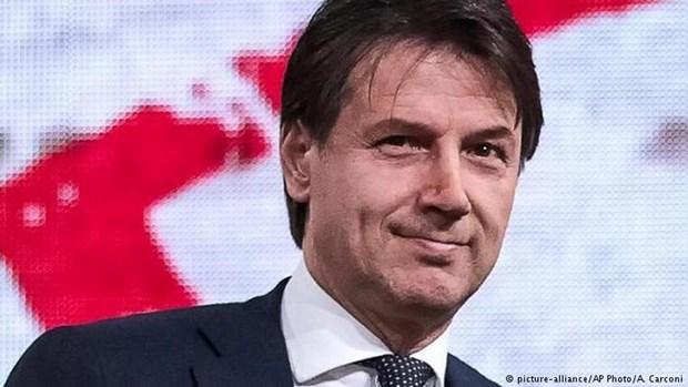 Ong Giuseppe Conte chap nhan tro lai cuong vi Thu tuong Italy hinh anh 1