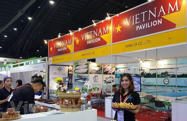 Viet Nam tham du Trien lam thuc pham chau A tai Thai Lan hinh anh 1