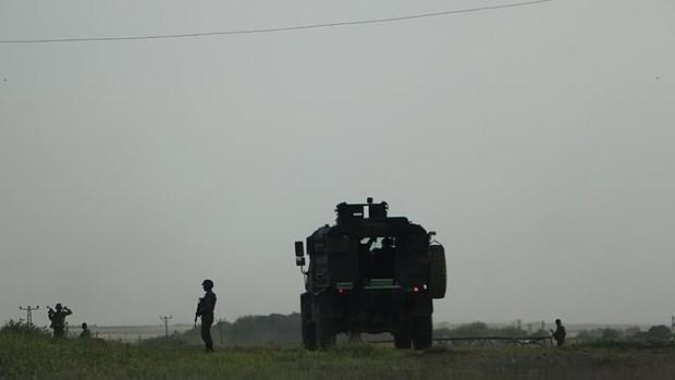 Ba binh sy Tho Nhi Ky thiet mang trong vu tan cong cua PKK hinh anh 1