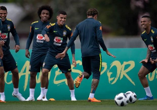 Doi tuyen Brazil -