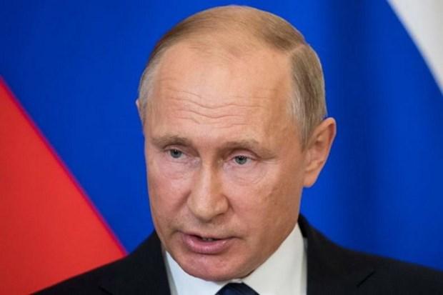 Tong thong Putin: Nga kien quyet giu vung lap truong doc lap hinh anh 1